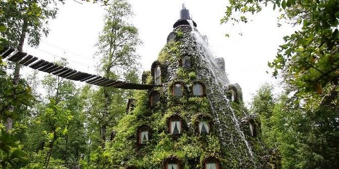 Inilah Hotel Yang Unik Dan Menarik Di Amerika Selatan