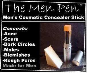 Men Pen Concealer Ad