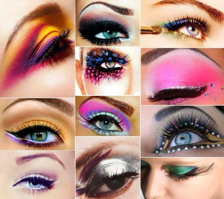 Eye Makeup tips for Beautiful Eyes : Fashionate Trends