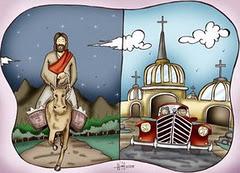 JESUS E SEUS DISCIPULOS