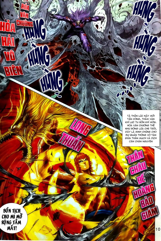 Tân Tác Long Hổ Môn chap 780 - Trang 10