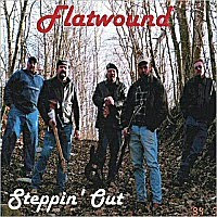 Flatwound - Steppin\' Out / Midlife Crisis