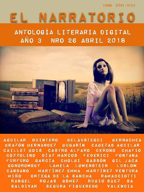 El Narratorio Antología digital Nº 26