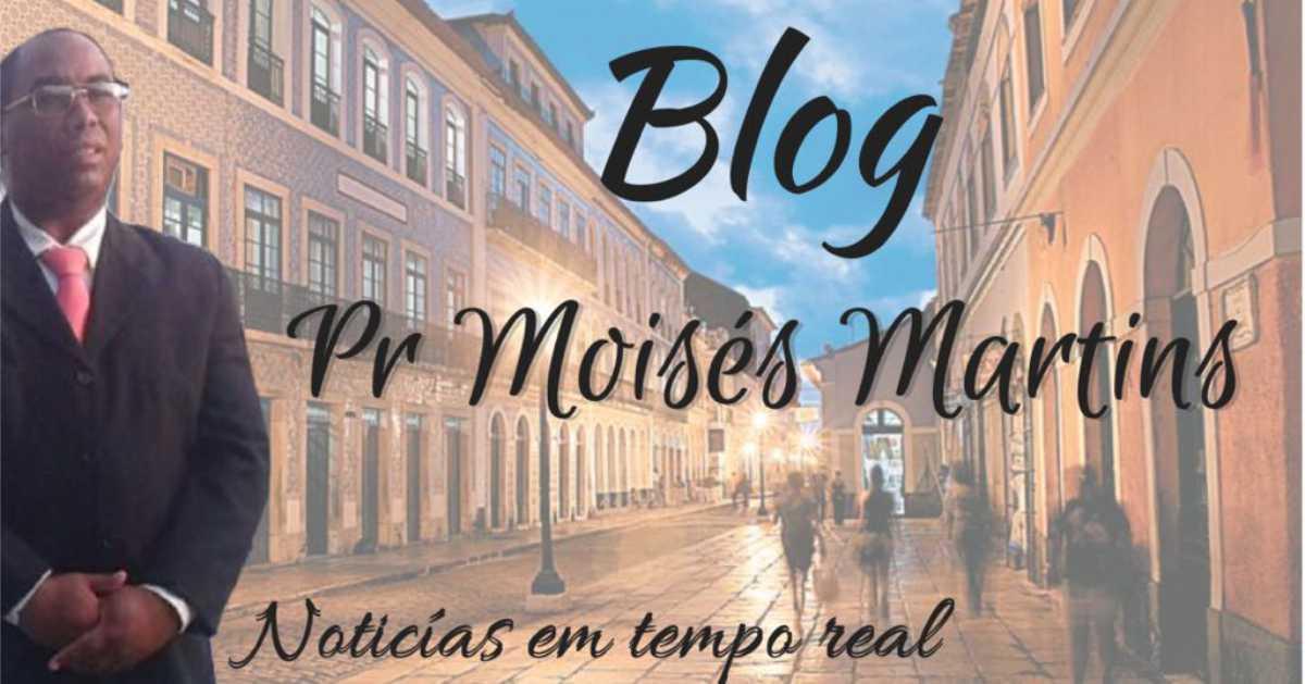 Pastor Moises Martins