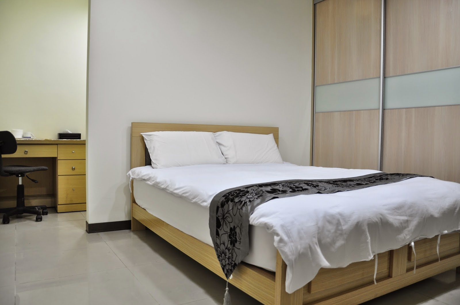 Rental Taipei Li Xiang HostelGuting Annex Cozy B Double Room - Rooms for rent with private bathroom