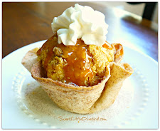 Cheater Fried Ice Cream