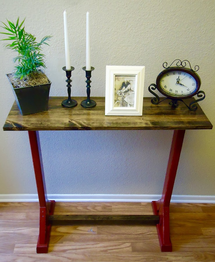 Farmhouse Style Table - Available $150