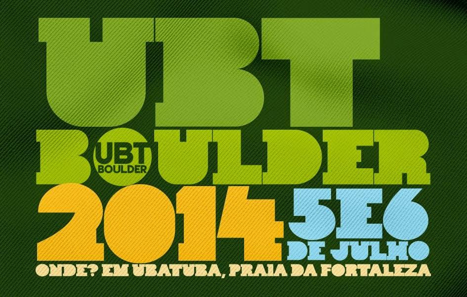 UBT BOULDER