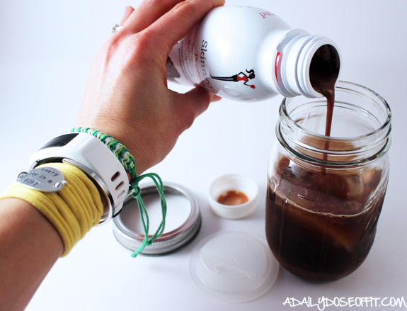 How to Add Protein to Iced Coffee #SkinnygirlProtein