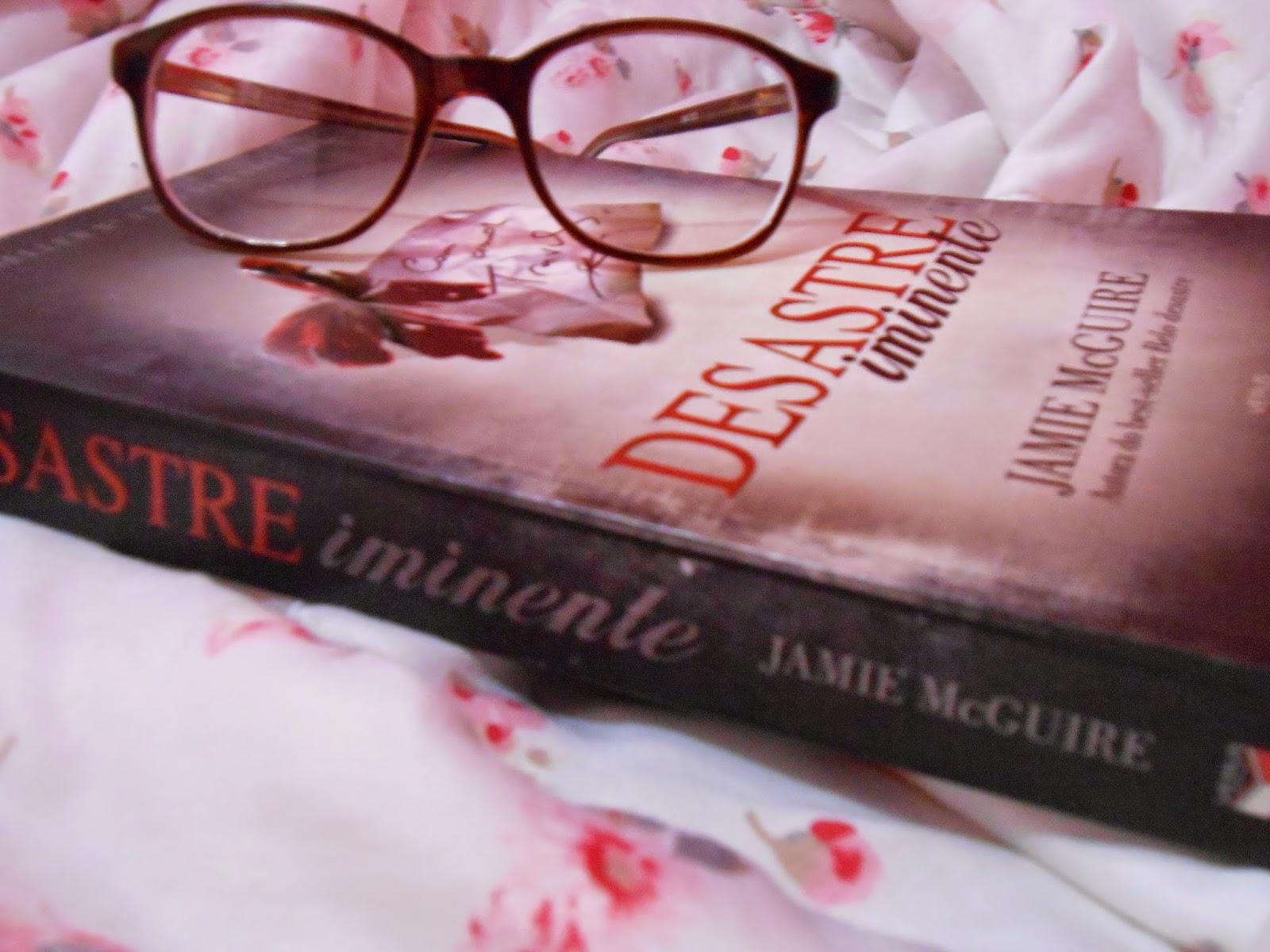 Resenha literária: Desastre Iminente