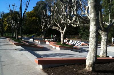 skatepark Mandelieu