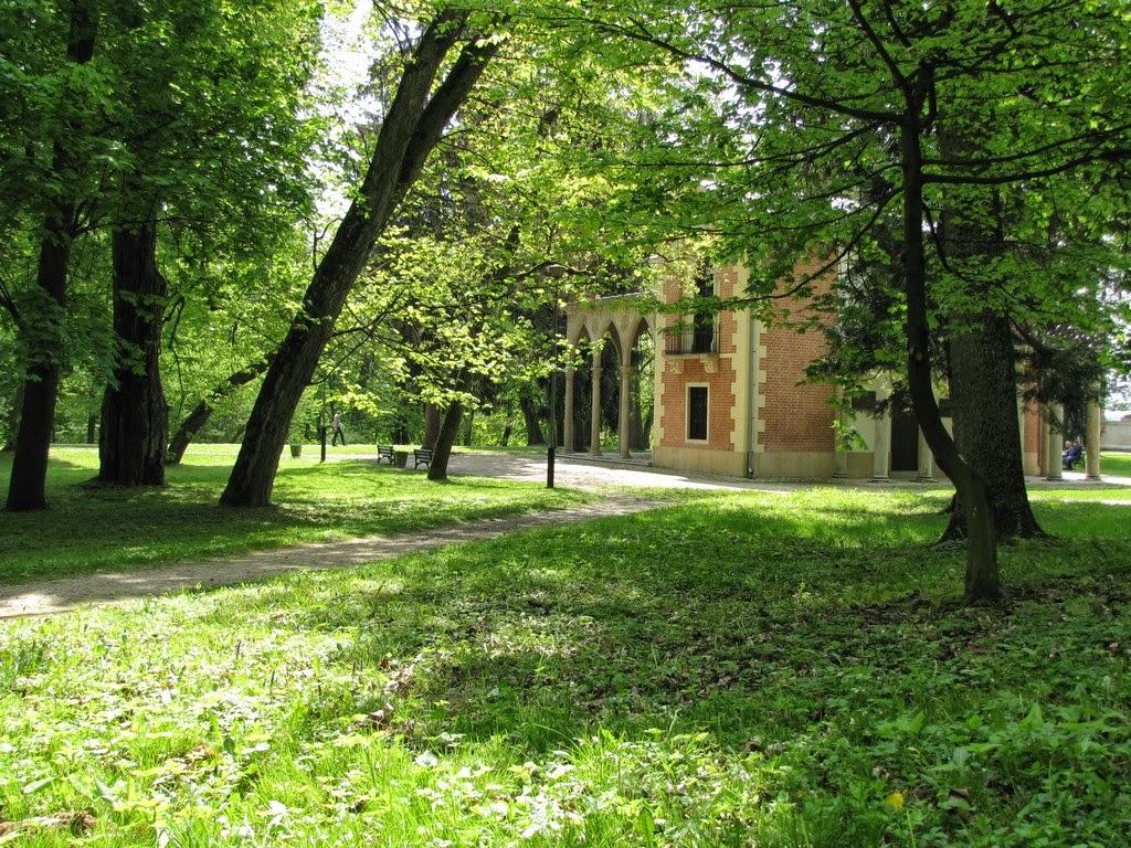 Puławy - domek gotycki