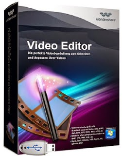 Wondershare Video Editor v4.8.0.5 Final Inc.Crack Free Download