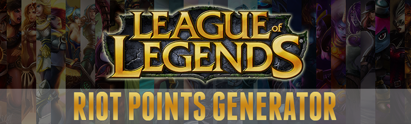 Free Riot Points Generator