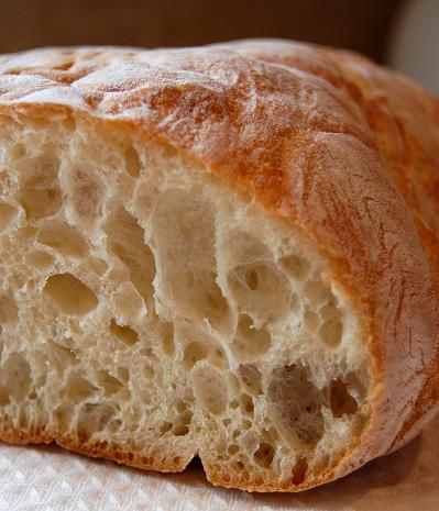 Bread Broken: Bread Day - Ciabatta