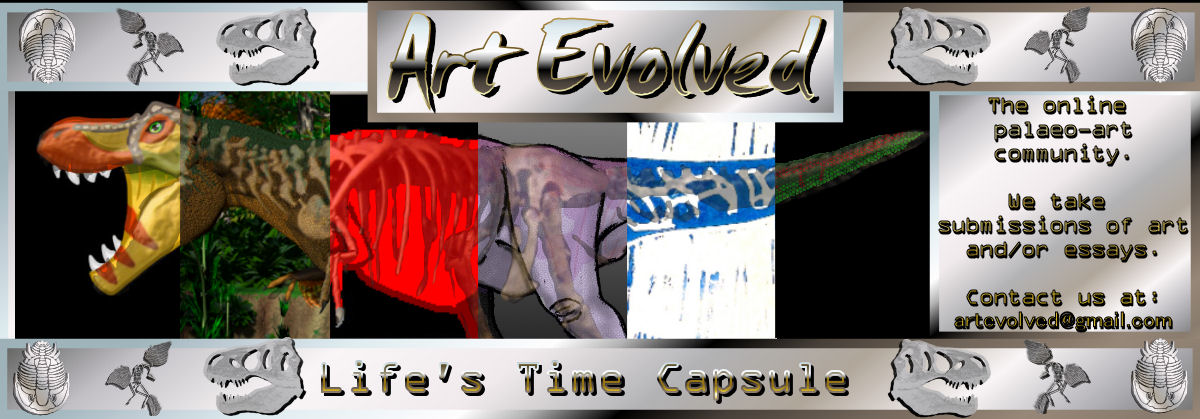 ART Evolved: Life&#39;s Time Capsule