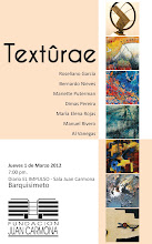 "Fundacin Juan Carmona, Invita a la Exposicin: ""TEXTRAE"""