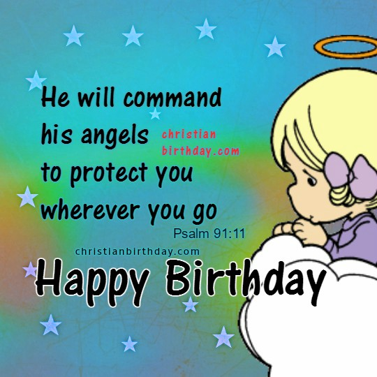 3 Bible Verses for Christian Friends Birthday Wishes with Images – Christian Birthday Greetings
