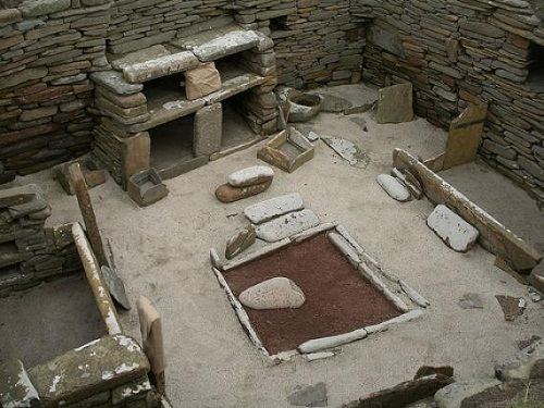 Duc Thuan: Visit the settlement of the Neolithic period in Scotland