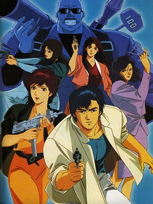 city hunter ryo saeba, tokio, Pro, XYZ,  kaori mikimura, Angel Heart, mega, descargar,full, anime
