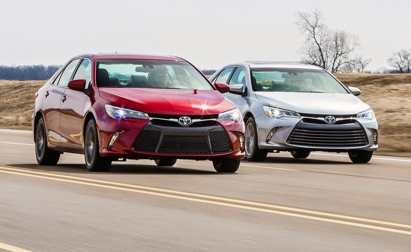 2015 car models toyota