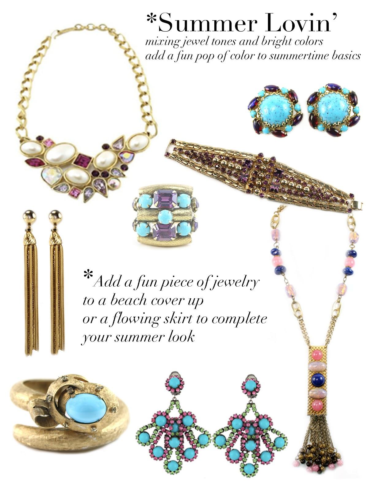House Of Lavande Blog: Jewelry Trend: Summer Lovin'