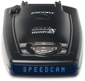 Escort Passport 9500ix Radar/Laser Detector Product Description