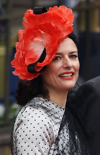 Мириам Гонзалез Дурантез - съпруга на Вицепремиерът на Великобритания, Ник Клег