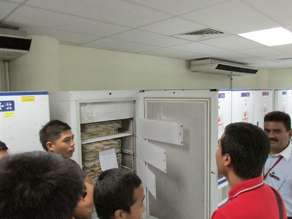 Intervensi Menderma Darah Parol WPKL, Jabatan Penjara Malaysia