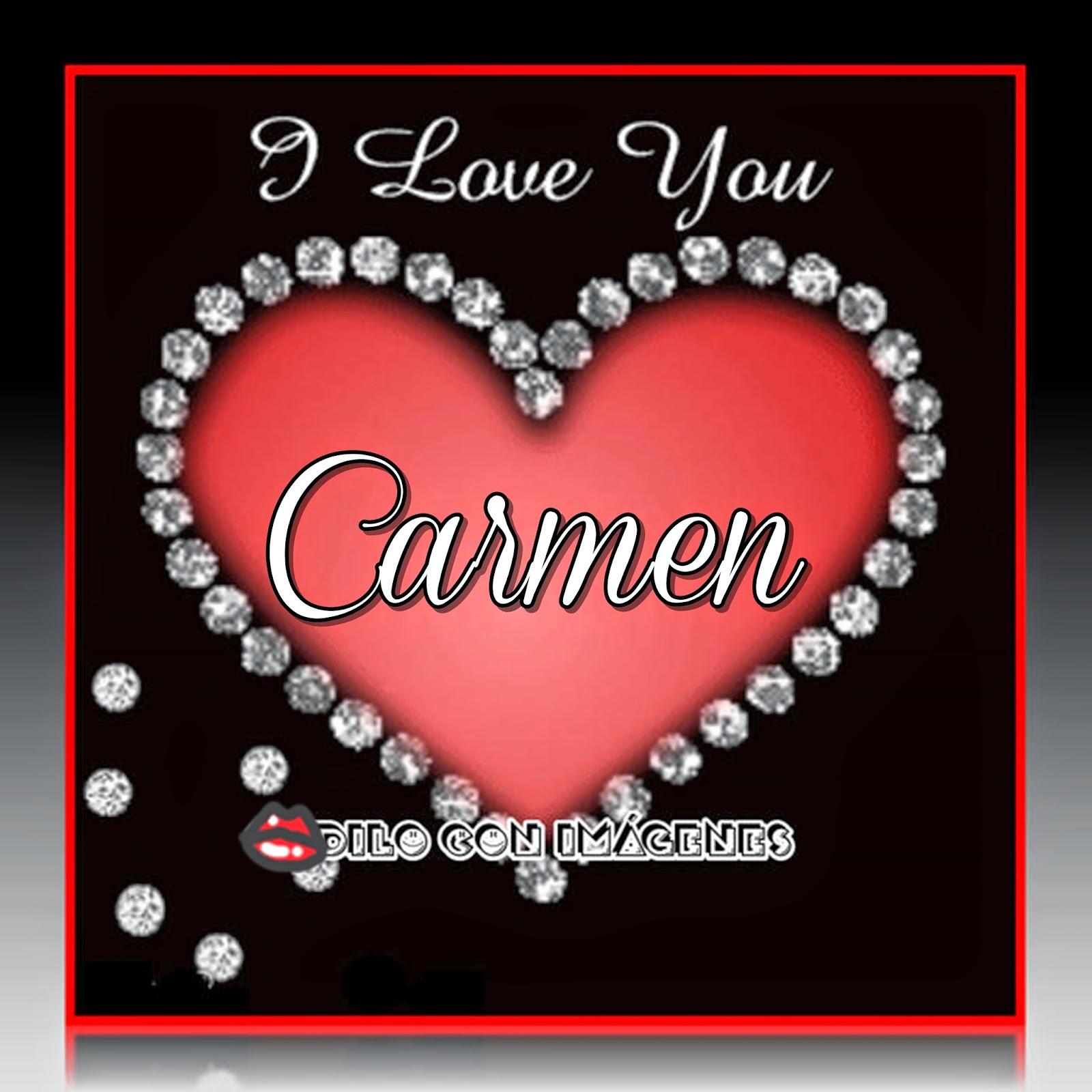 Japones Baños Del Carmen:Love You Carmen ~ ♥ ♥DILO CON IMÁGENES♥ ♥
