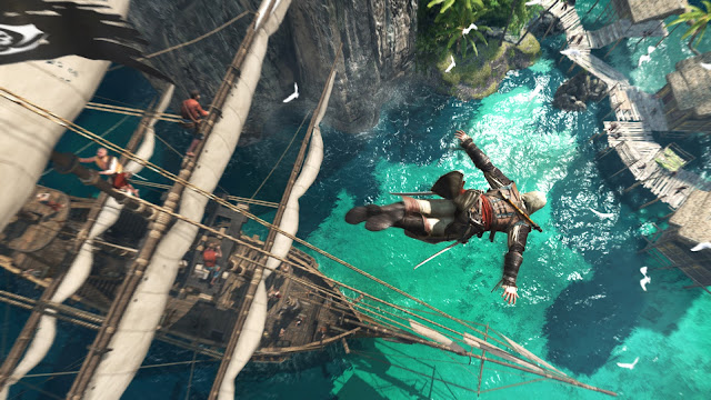 Assassin's Creed IV: Black Flag HD Wallpaper