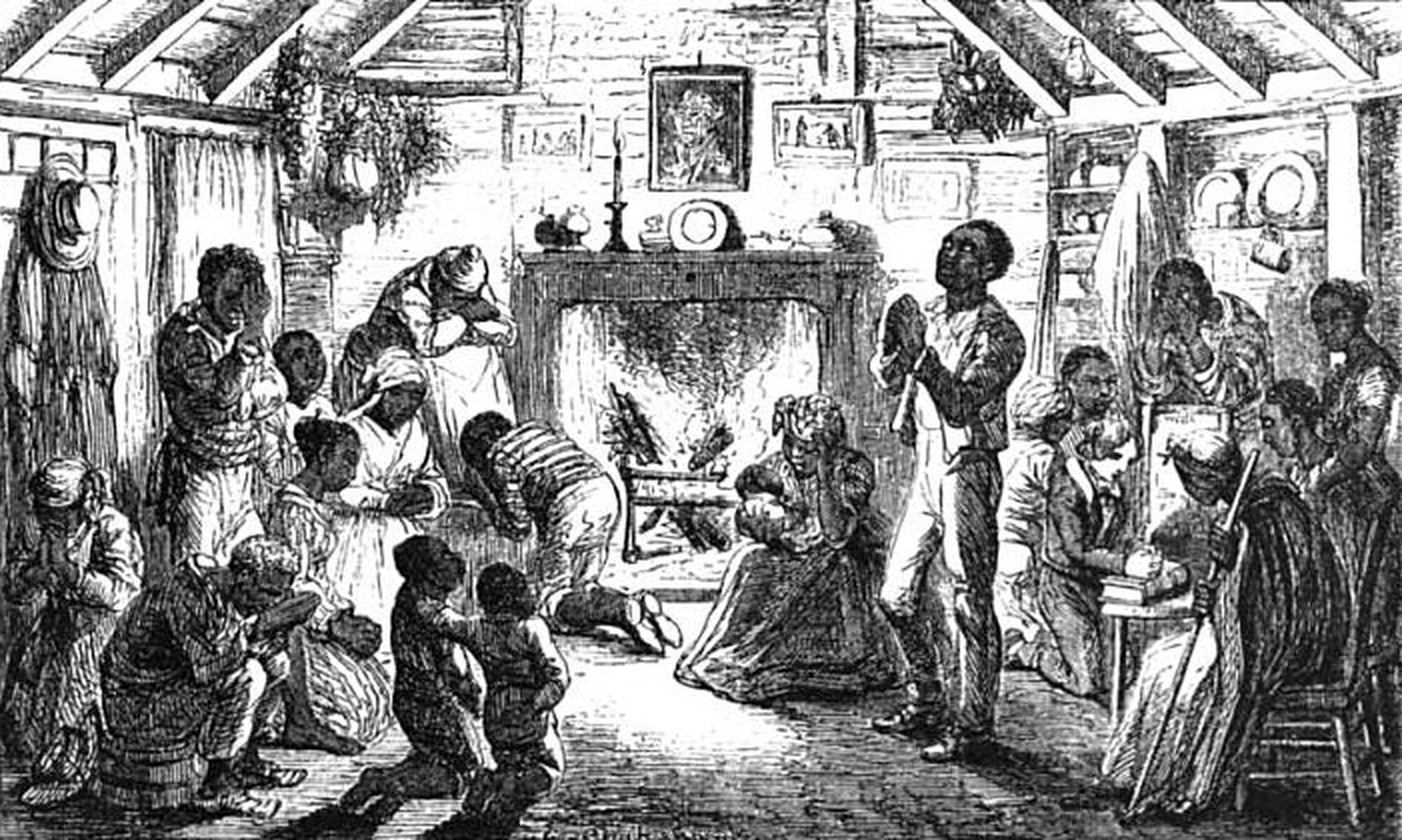 slavery in uncle toms cabin The story of josiah henson, the real inspiration for 'uncle tom's cabin' before there was the novel by harriet beecher stowe, a formerly enslaved african-american living in canada wrote a.