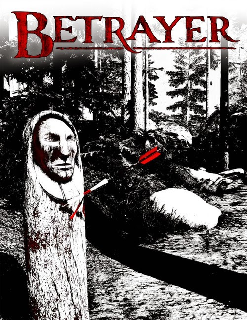 Betrayer   PC   Reloaded