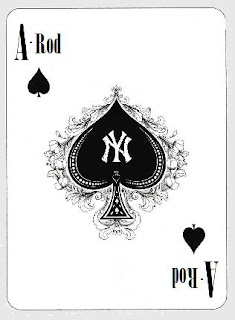 A-Rod of spades