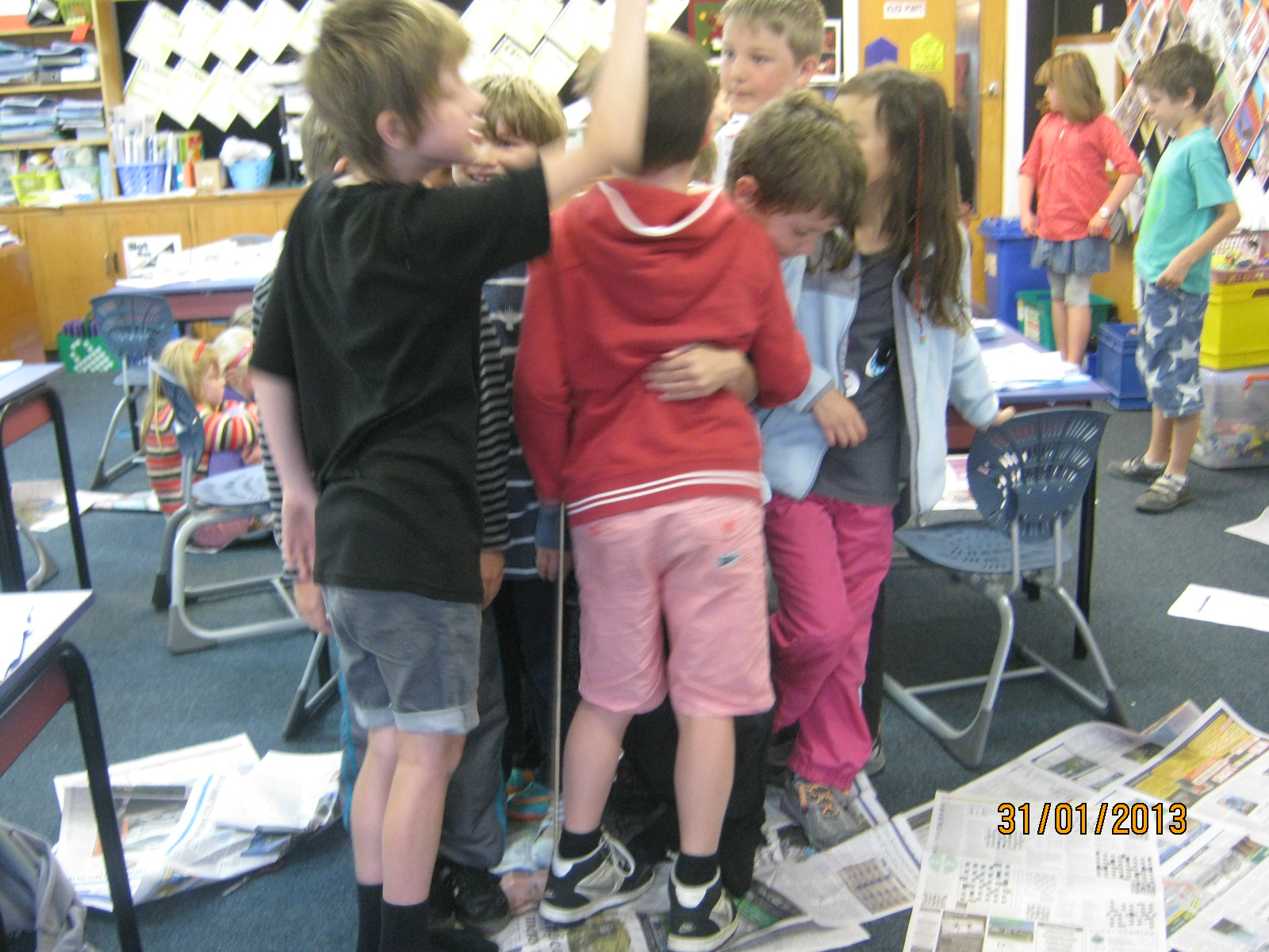Room 8 Blog How Many People Can Fit In A Square Metre