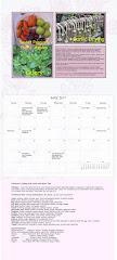 Perpetual Desert Gardening Calendar