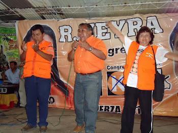 CANDIDATOS AL CONGRESO POR FUERZA 2011