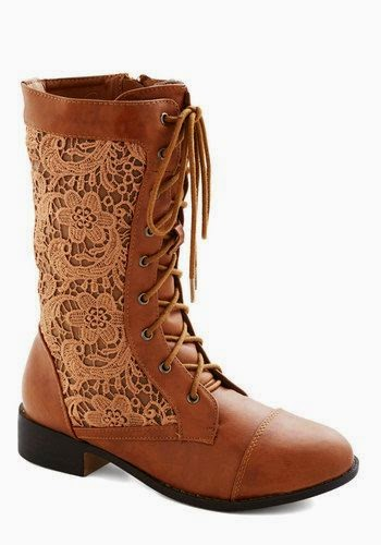 Cinnamon Grin Boot