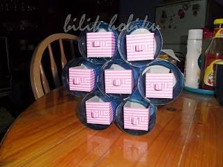 Membuat Laci Mini dari sisa Kardus dan Kaleng Susu 19