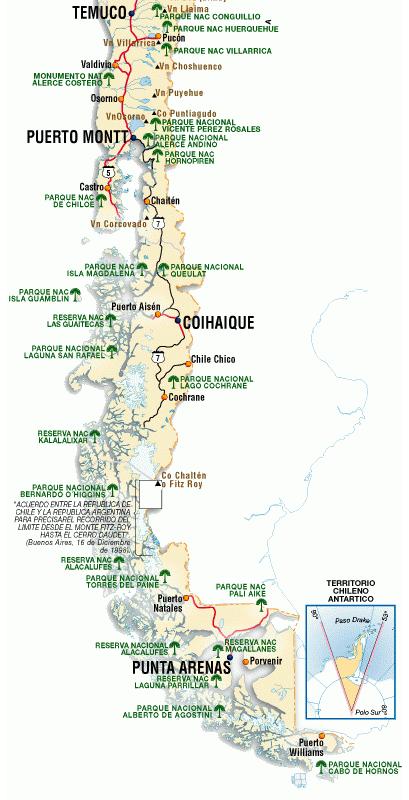Chile Osorno Mision