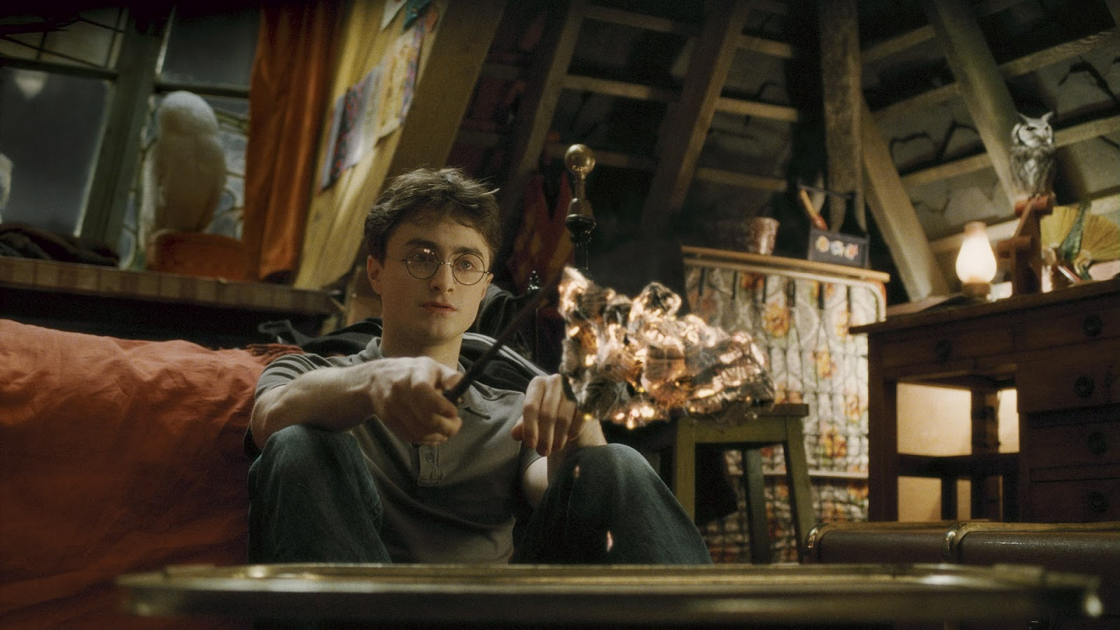 movie picture harry potter and the halfblood prince 2009