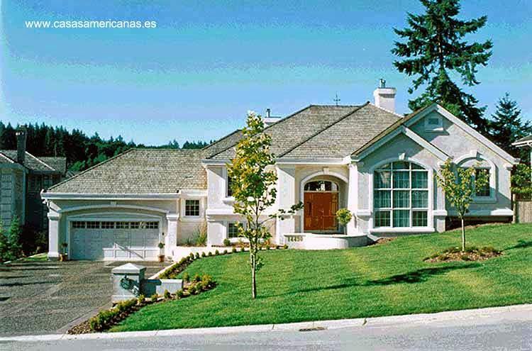 Casas americanas en espana dise os arquitect nicos - Casas prefabricadas americanas en espana ...