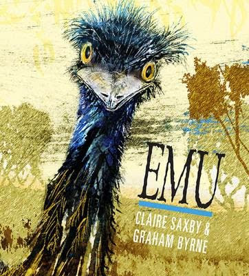 Nonfiction book review: Emu by Claire Saxby and Graham Byrne