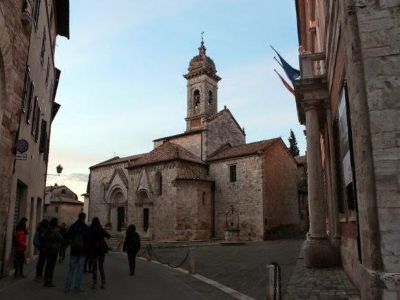 Chiesa San Quirico d'Orcia