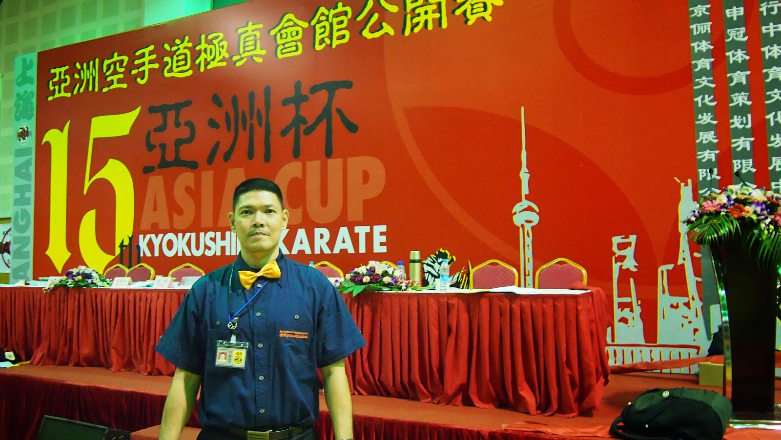 The 15th Asia Tournament 2014