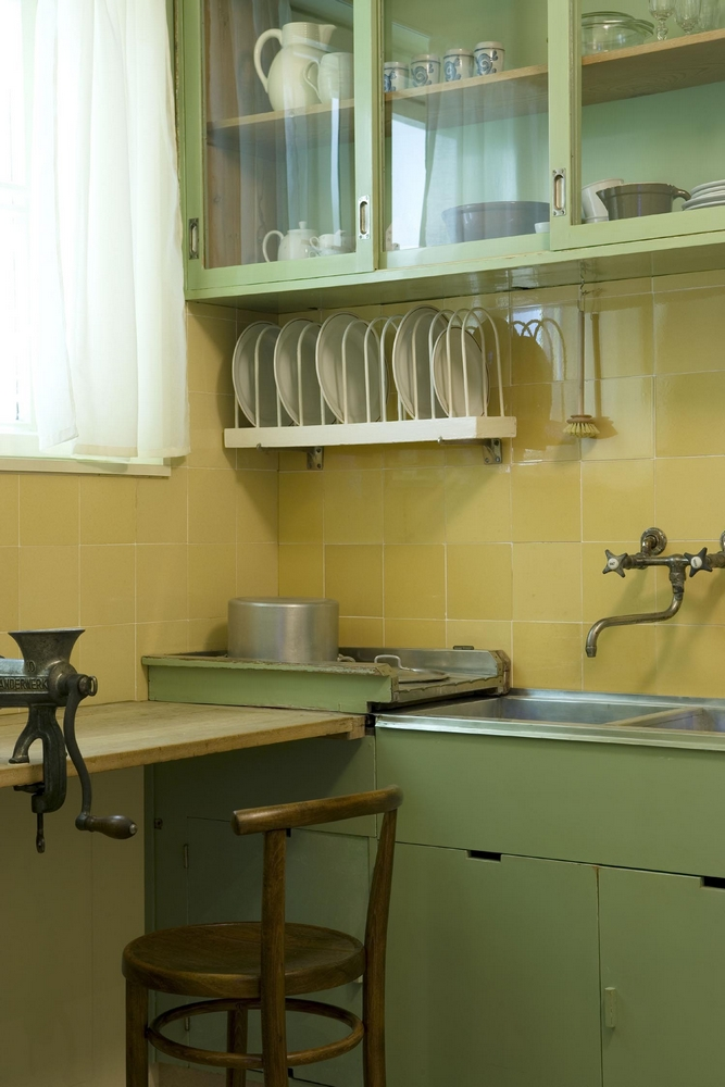 home garden 1926 la premi re cuisine int gr e au monde. Black Bedroom Furniture Sets. Home Design Ideas