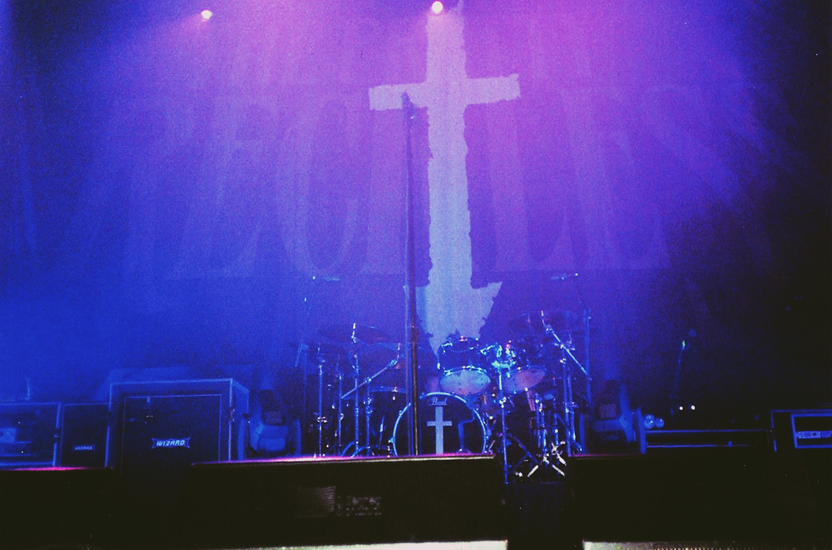 The Pretty Reckless Stage