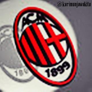 gambar DP BBM team AC Milan