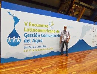 Participacion en la gestión comunitaria del agua. Costa Rica 2014.