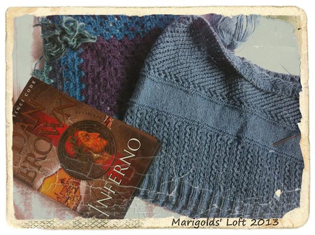 wip yarn-along